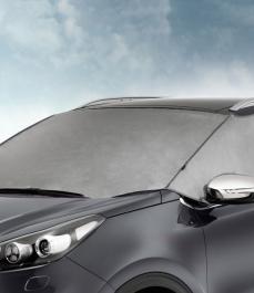 Екран захисний на вітрове скло та бокові вікна Sportage QL