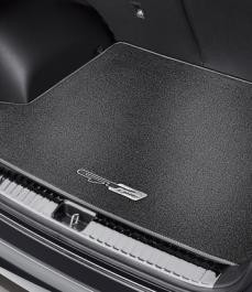 Автокилим в багажник велюр/гума GT LINE, Sportage QL
