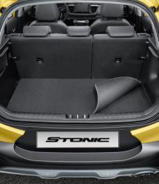 Захисний килимок у багажник двусторонній